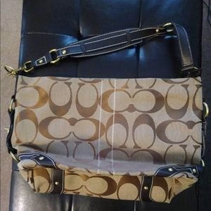 New Coach style purse (no serial#)